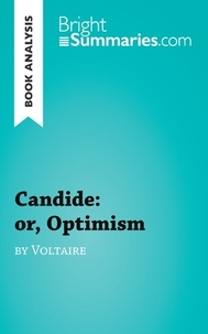 Voltaire - Candide - Or Optimism.