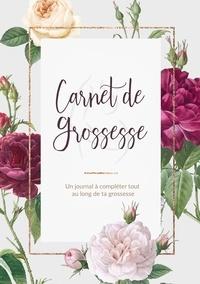 Books on Demand - Carnet de Grossesse - Un journal à compléter tout au long de ta grossesse.