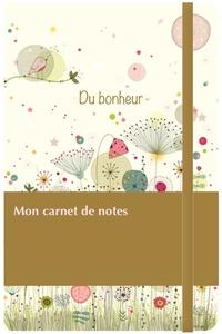 SODIS - Carnet de notes Amélie Biggs. Modèle M