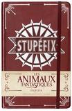 SODIS - Carnet Papeterie Gallimard Les Animaux Fantastiques 13x21 Stupefix