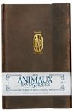 SODIS - Carnet Papeterie Gallimard Les Animaux Fantastiques 14x21 Norbert Dragonneau