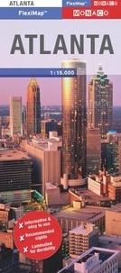 Collectif - Cartes de route Atlanta.
