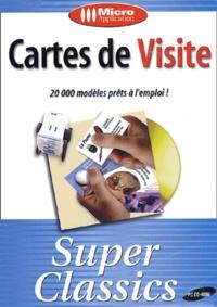 Collectif - Cartes de visite - CD-ROM.