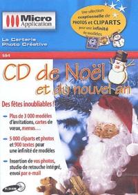 Editions Micro Application - CD de Noël et du nouvel an - CD-ROM.
