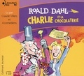 Roald Dahl - Charlie et la chocolaterie. 1 CD audio MP3