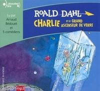 Roald Dahl - Charlie et le grand ascenseur de verre. 1 CD audio MP3