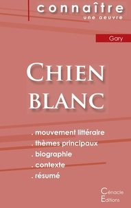 Romain Gary - Chien blanc - Fiche de lecture.