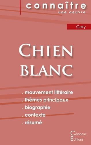 Romain Gary - Chien blanc - Fiche de lecture en titre.