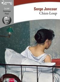 Serge Joncour - Chien-loup. 2 CD audio MP3