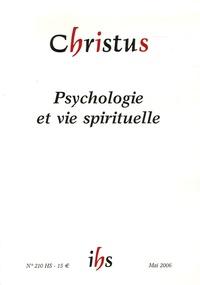 Paul Legavre et Louis Beirnaert - Christus N° 210 hors-série, M : Psychologie et vie spirituelle.