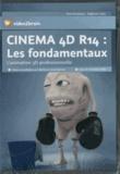 Stéphane Lallet - Cinéma 4D R14 : les fondamentaux - L'animation 3D professionnelle.