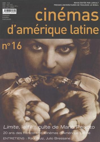Odile Bouchet - Cinémas d'Amérique latine N° 16/2008 : .
