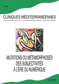 Cliniques méditerranéennes N° 98, 2018.pdf