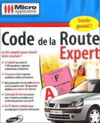 Editions Micro Application - Code de la Route Expert - CD-ROM.