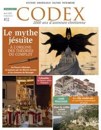Priscille de Lassus - Codex N° 11, avril 2019 : Le mythe jésuite.