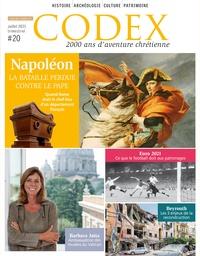 Jean-Yves Riou - Codex N° 20, juillet 2021 : Napoléon - La bataille perdue contre le pape.