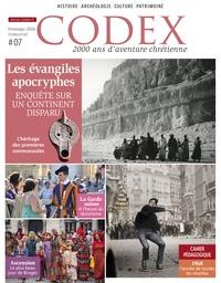 Priscille de Lassus et Jean-Yves Riou - Codex N° 7, printemps 2018 : Les évangiles apocryphes.