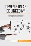 Maïlys Charlier - Comment utiliser linkedin pour renforcer ses relations professionnelles ? - Un réseau au coeur des échanges de travail.