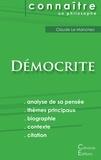 Démocrite - Comprendre Démocrite - Analyse complète de sa pensée.