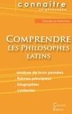 Editions du Cénacle - Comprendre les philosophes latins - Cicéron, Epicure, Marc Aurèle, Plotin, Sénèque.