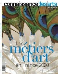 Guy Boyer - Connaissance des Arts Hors-série : Les métiers d'art en France 2020.