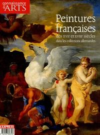 Pierre Rosenberg et Thomas Gaehtgens - Connaissance des Arts Hors-série N° 243 : Peintures françaises des XVIIe et XVIIIe siècles dans les collections allemandes.