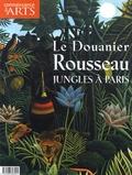 Jean-François Lasnier et Guitemie Maldonado - Connaissance des Arts Hors-série N° 276 : Le Douanier Rousseau - Jungles à Paris.