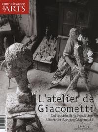 Véronique Wiesinger et Jean-François Lasnier - Connaissance des Arts Hors-série n° 345 : L'atelier de Giacometti.