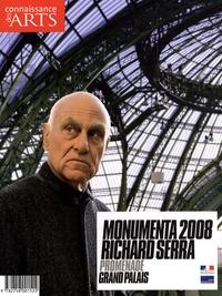 Christine Albanel et Damien Sausset - Connaissance des Arts Hors-Série, N°359 : Monumenta 2008, Richard Serra.
