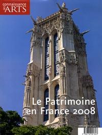 Guy Boyer et Axelle Corty - Connaissance des Arts Hors-série N°372 : Le Patrimoine en France 2008.