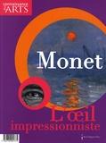 Yves Pouliquen et Christophe Averty - Connaissance des Arts Hors-série N° 376 : Monet - L'oeil impressionniste.