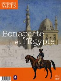 Anne Muratori-Philip et Jean-Michel Charbonnier - Connaissance des Arts Hors-série N° 381 : Bonaparte et l'Egypte.