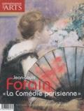 """Gilles Chazal et Florence Valdès-Forain - Connaissance des Arts Hors-série n° 483 : Jean-louis Forain, """"La Comédie parisienne""""."""