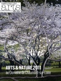 Chantal Colleu-Dumond et Guillaume Morel - Connaissance des Arts Hors-série N° 492 : Arts & Nature 2011 au Domaine de Chaumont-sur-Loire.