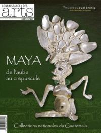 Fabienne de Pierrebourg et Dominique Blanc - Connaissance des Arts Hors-série N° 497 : Maya, de l'aube au crépuscule - Collections nationales du Guatemala.