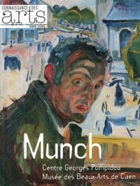 Pascale Bertrand - Connaissance des Arts Hors-série N° 503 : Munch - Centre Georges Pompidou, Musée des Beaux-Arts de Caen.