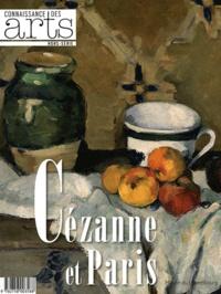 Gilles Chazal - Connaissance des Arts Hors-série N° 509 : Cézanne et Paris.