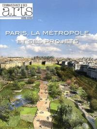 Anne Hidalgo - Connaissance des Arts Hors Serie N° 515 : Paris, la métropole et ses projets.