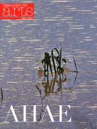 """Guillaume Morel - Connaissance des Arts Hors-série N° 540 : Ahae - Exposition """"De ma fenêtre"""", Jardin des Tuileries, Musée du Louvre, du 27 juin au 23 juillet."""
