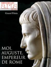 Dominique Blanc et Pierre Cosme - Connaissance des Arts Hors-série N° 615 : Moi, Auguste, empereur de Rome.