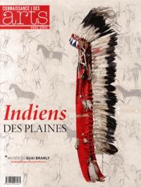 Jean-Michel Charbonnier et Dominique Blanc - Connaissance des Arts Hors-série N° 618 : Indiens des plaines.