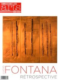 Guillaume Morel et Françoise Docquiert - Connaissance des Arts Hors-série N° 622 : Lucio Fontana.