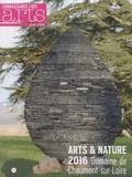Myriam Boutoulle et Guillaume Morel - Connaissance des Arts Hors-série N° 715 : Art & Nature 2016 - Domaine de Chaumont-sur-Loire.