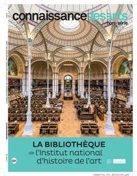 Jérôme Coignard et Jean-François Lasnier - Connaissance des Arts Hors-série N° 726 : La bibliothèque de l'Institut national d'histoire de l'art.