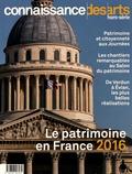 Francis Morel - Connaissance des Arts Hors-série N°727 : Le patrimoine en France 2016.