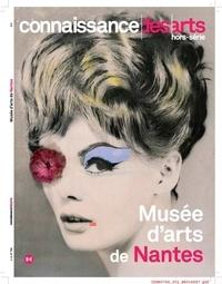 Christophe Averty et Jean-François Lasnier - Connaissance des Arts Hors-série N° 766 : Musée d'arts de Nantes.