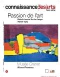 Francis Morel - Connaissance des Arts Hors-série N° 769 : Passion de l'art - Galerie Jeanne Bucher Jaeger depuis 1925 - Musée Granet.