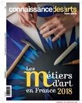 Francis Morel - Connaissance des Arts Hors-série N° 802 : Les métiers d'art en France.