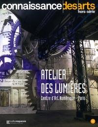 Guy Boyer et Annick Colonna-Césari - Connaissance des Arts Hors-série n° 803 : Atelier des lumières - Centre d'Art Numérique - Paris.