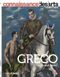 Guy Boyer - Connaissance des Arts Hors-série N° 880 : Greco au Grand Palais.